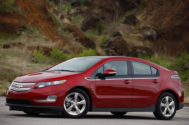 2012 Chevrolet Volt eighteen 30 days Evaluation
