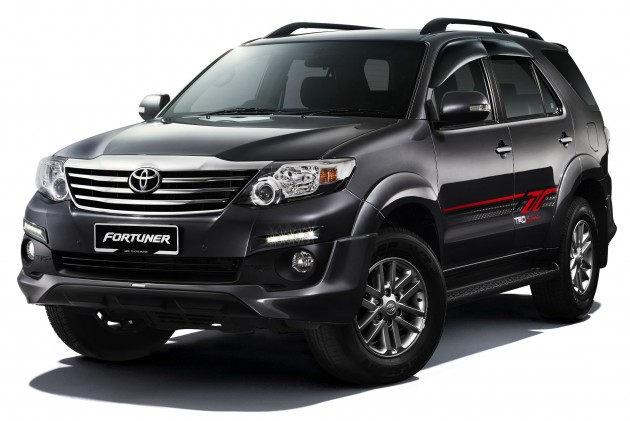 Toyota Fortuner -- Superb Present for that Entertaining Individuals