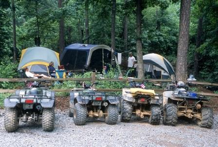 Determining Northern Carolina's Difficult ATV Path