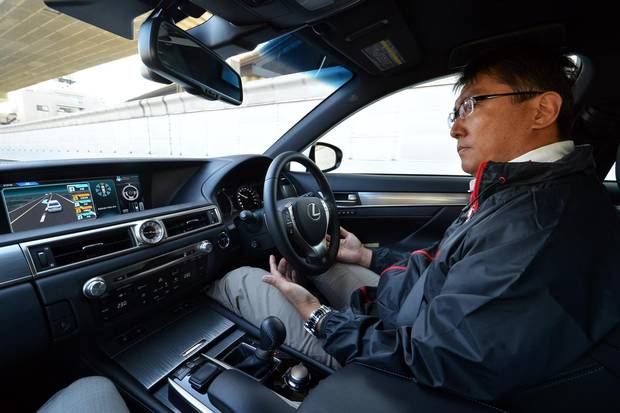 Screening Associated with Honda's Autonomous Vehicles Technologies