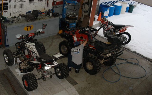 The reason why Quad Maintenance Is important with regard to Quad Proprietors