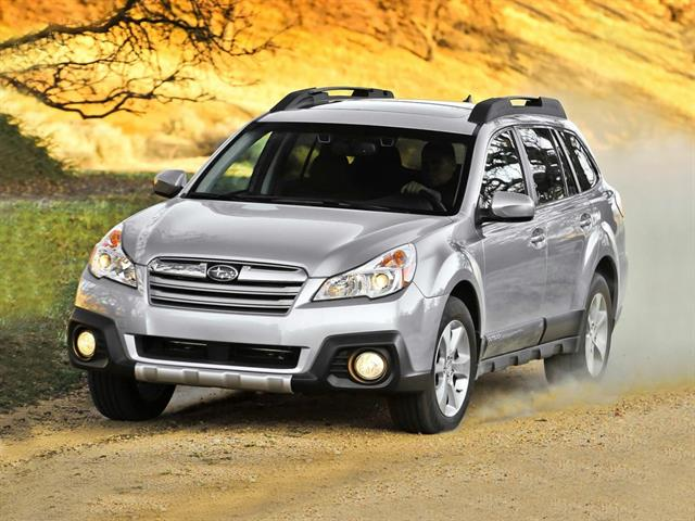 Overview of the actual 2013 Subaru Outback