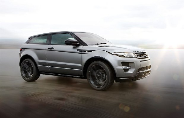 The brand new Fuji Whitened Variety Rover Evoque Along with COR Wheels