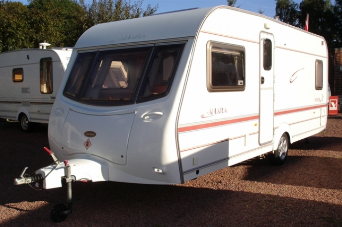 The Caravan is a good Leisure time Item
